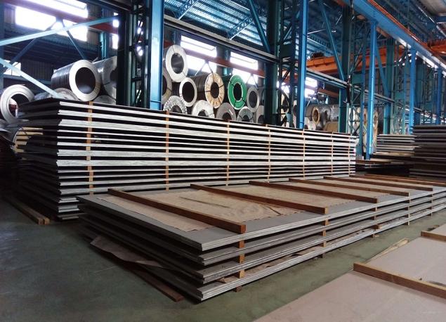 不鏽鋼超寬板-傑期